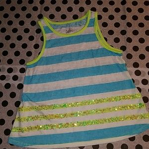 Justice Girl's tank top